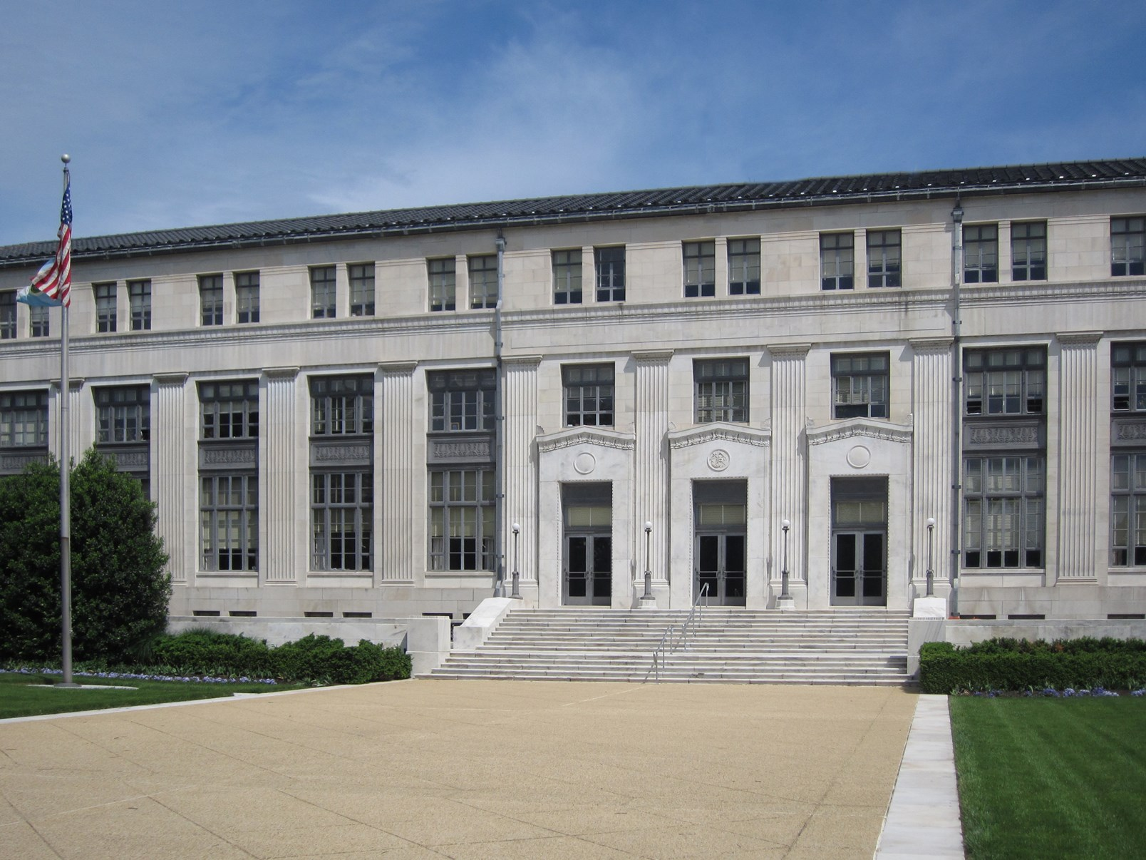 U.S. Department Of Interior South | KCCT Architecture