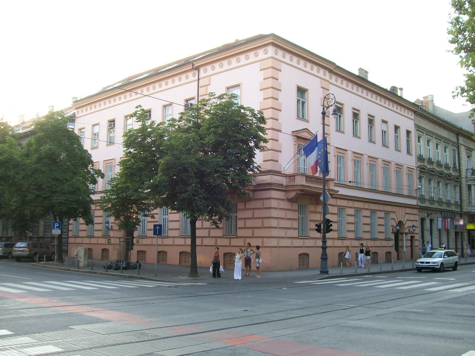 U S Embassy Kcct Architecture