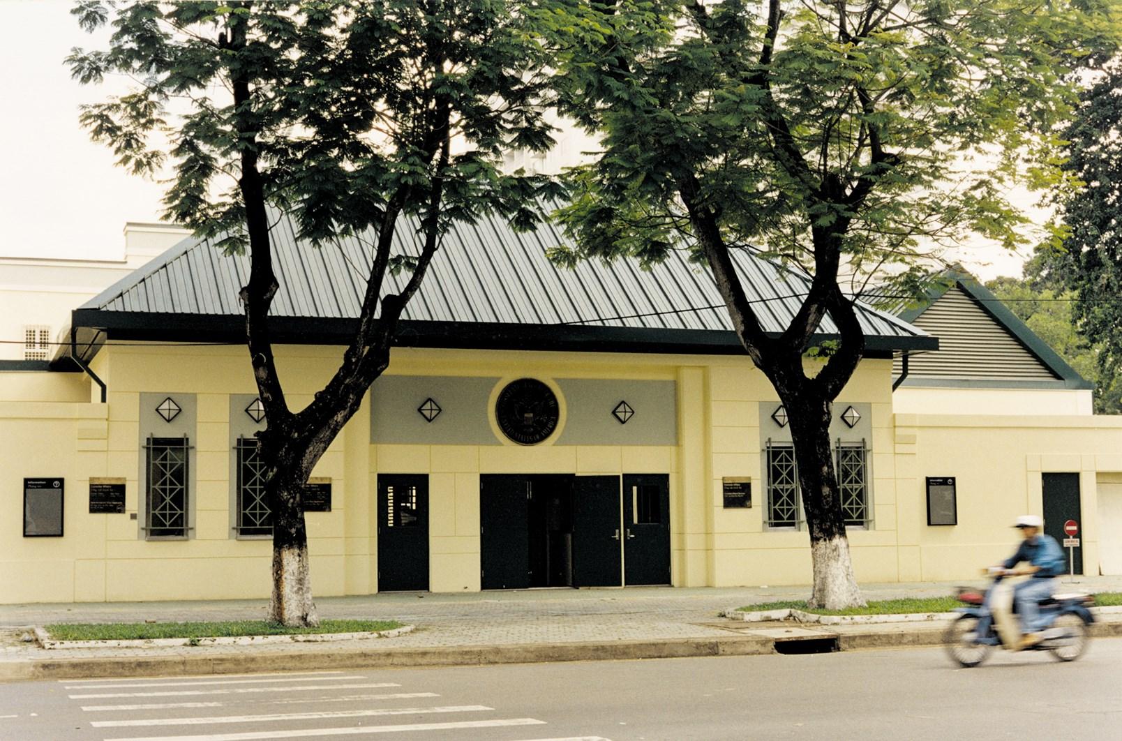 U S Consulate Kcct Architecture