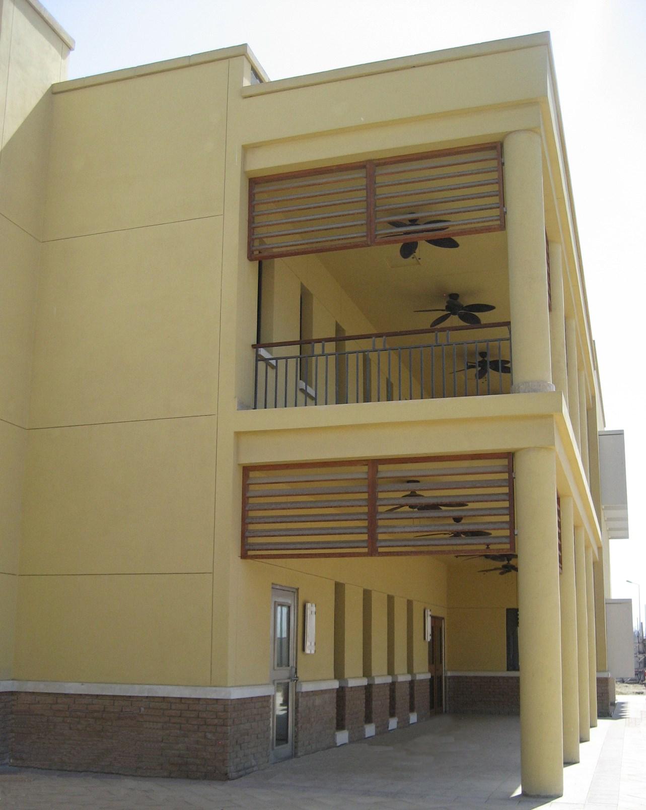 U S  Consulate Housing | KCCT Architecture